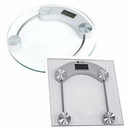 Balança de vidro digital 180kg