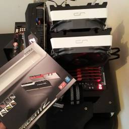 Memoria Gskill Trident Z 3200mhz 4x4 16GB