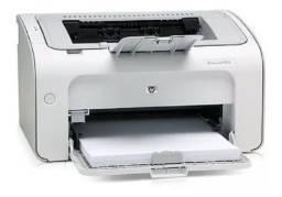 Impressora Hp Laser P1005 Semi Nova Com Toner Hp Recarregado