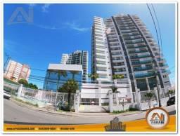 Título do anúncio: Apartamento com 3 dormitórios à venda, 77 m² por R$ 550.000 - Engenheiro Luciano Cavalcant