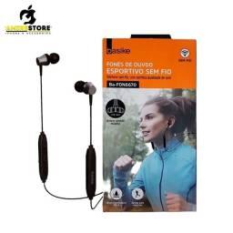 Fone Bluetooth Esportivo