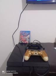 Vende-se PS4 e Tv 43PL
