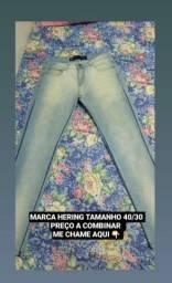 CALÇA MARCA HERING