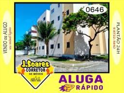 Bancários, 2 quartos, suíte, 55m², R$ 780, Aluguel, Apartamento, João Pessoa