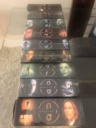 DVD Box Arquivo X - 1ª A 9ª Temporada [Lacrado]