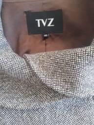 Blazer de Tweed c/ fios de lurex da TVZ