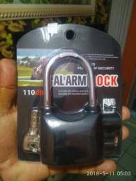 Cadeado Alarme