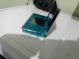 Case Capa Cristal p/ Nintendo 3DS+2 Caneta Stylus DS Gratis