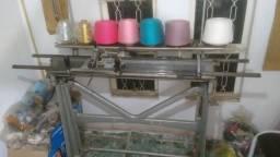 Máquina de Tecelagem