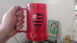 Caneca com Gel time Flamengo