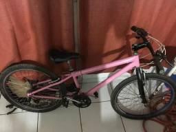 Bicicleta aro 26 e 24