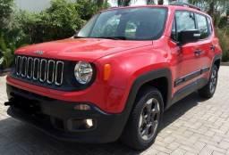 Oportunidade Jeep Renegade 1.8 flex 2016 - 2016