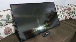 """TV Led FullHD 43"""" Philips - 43pfg5000/78 - Usada em ótimo estado - Não é Smart TV"""