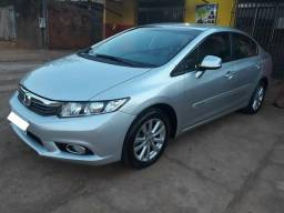 Honda civic lxs automatico - 2012