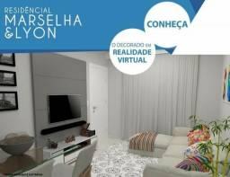 Pronto para morar apartamento com segurança 24 horas no Valparaíso á Venda