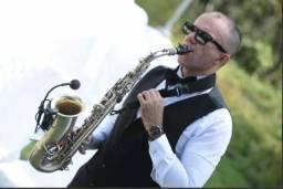 Saxofonista & Flautista e Banda Para Casamentos, Eventos Corporativos e Familiar