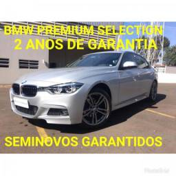 BMW 320I 2017/2017 2.0 M SPORT GP 16V TURBO ACTIVE FLEX 4P AUTOMÁTICO - 2017