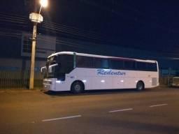 Título do anúncio: Vendo ou troco ônibus MB 0400 revisão dia trabalhado