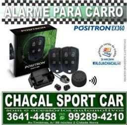 Título do anúncio: Alarme para carro (Positron Ex360)produtos novos e com nota fiscal