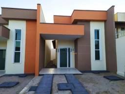 Casa com 3 dormitórios à venda, 89 m² por R$ 190.000 - Urucunema - Eusébio/CE