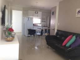 Apartamento mobiliado com 2 dormitórios para alugar, 44 m² por r$ 2.000,00/mês - guararape