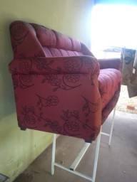 Vendo conjunto de sofá em bom estado de conservação