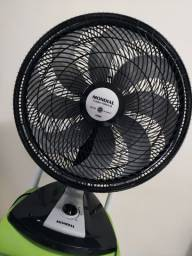 Vendo Ventilador Mundial Turbo Force 8 Pas Novo