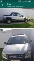 Vendo Strada Adventure Cab Dupla 2012. - 2012