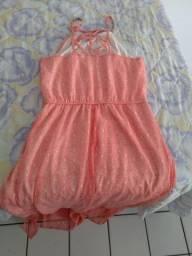 Vestido longo (Marisa)