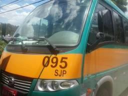 Micro onibus volare v5 marcopolo 2007/2008