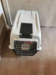 Caixa de transporte para cachorro de porte grande