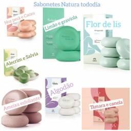 Sabonetes Natura Tododia