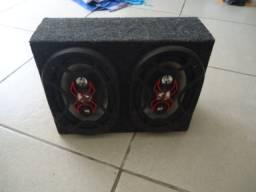 Box Com 2 Bravox 6x9 -