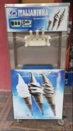 Vendo máquina de sorvete