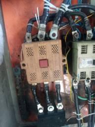 Contactora 160 amperes de louçã