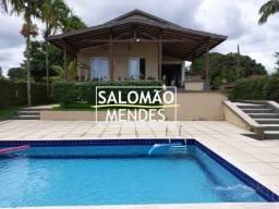 Casa na beira do Lago, Condomínio Lago Azul, com piscina e churrasqueira CC00036