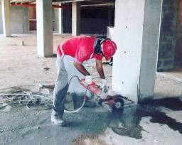 Lbr furos em concretos brasilia e goias