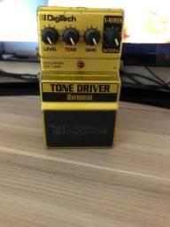 Pedal de Overdrive Tone Driver X-Series Digitech