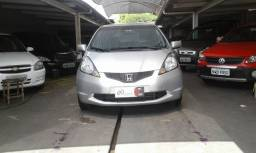 Honda Fit DX 1.4 Flex camb aut Prata 2013