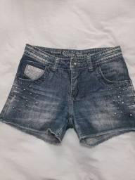 Short jeans da bivik