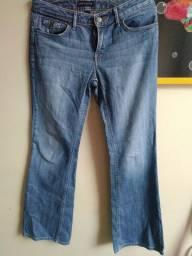 Calça Jeans Flare Banana Republic