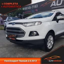 Ford Ecosport Titanium 2.0 2013