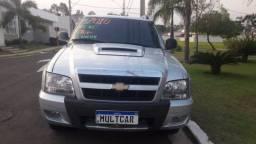 S10 Executiva 2.4 Flex cab dupla