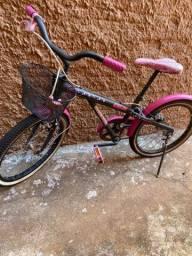 Bicicleta Aro 20 - Caloi - Feminino