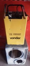 Carregador de bateria 12v e 24v