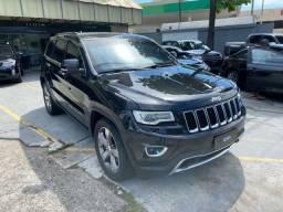 Jeep Grand cherokee limited blindada diesel
