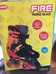 Patins Quad Fire