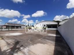 Galpão com Docas e pátio de Manobra . 2.600 m² -GL00022