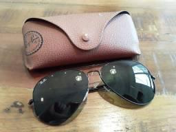 Oculos de Sol Rayban Aviador Original (usado em ótimo estado)