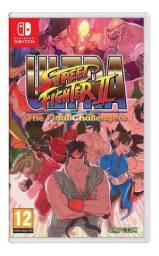 Jogo Ultra Street Fighter II The Final Challengers Capcom - Nintendo Switch